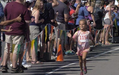 Annual races for kids and adults kick off at The Crossings Sunday, Sept. 27