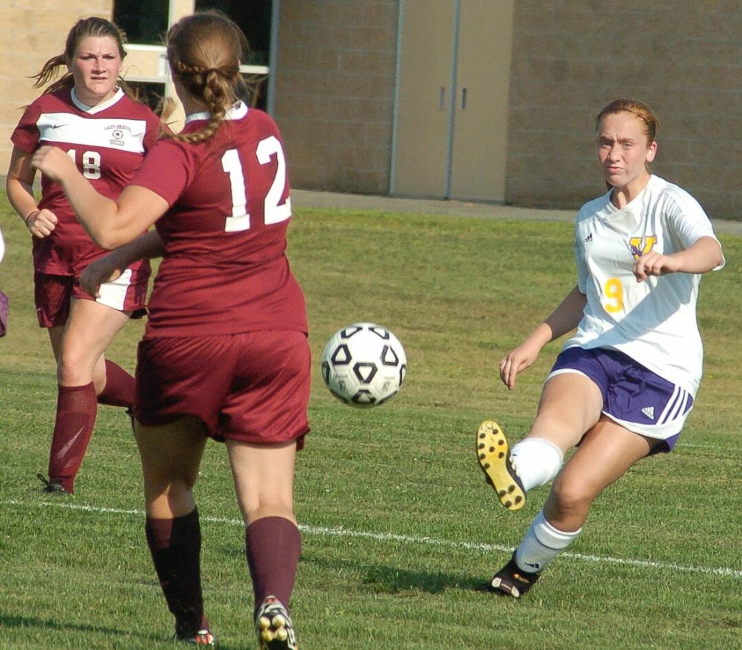 Girls soccer: Colonie pulls away from Ballston Spa