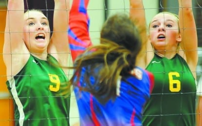 Girls volleyball: Averill Park prevails at Guilderland