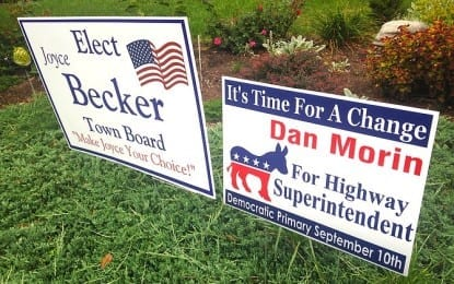 Democrats primary: county Executive Dan McCoy's only challenge (so far) comes from within
