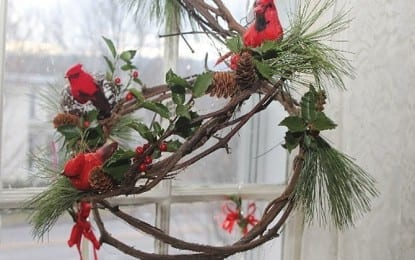 Holiday cheer in full bloom