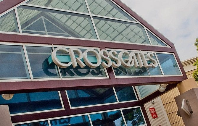 Crossgates Mall hosts sidewalk sale this weekend
