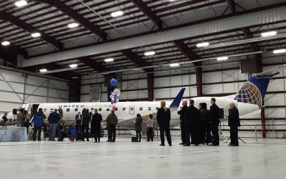 Regional airline returns to Albany, to add more than 100 new jobs locally