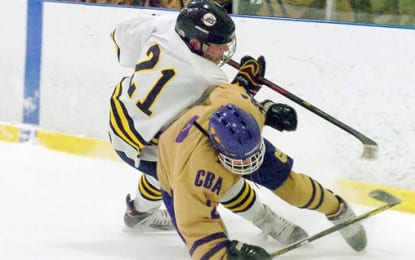 Shaker/Colonie Jets win county rink battle with CBA