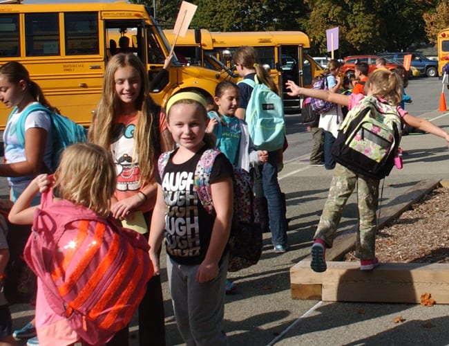 Acorn Advice: Getting into the groove of back-to-school
