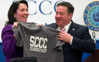 SCCC expands reach into Albany