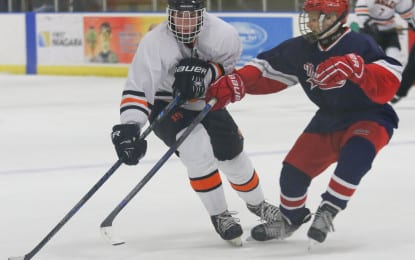 Section 2 hockey playoffs: LaSalle upsets Bethlehem, Burnt Hills beats CBA