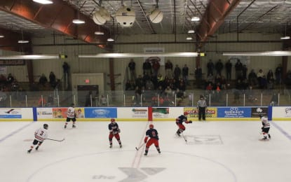 Bethlehem hockey team hosts Autism Awareness night; creates different atmosphere for home game