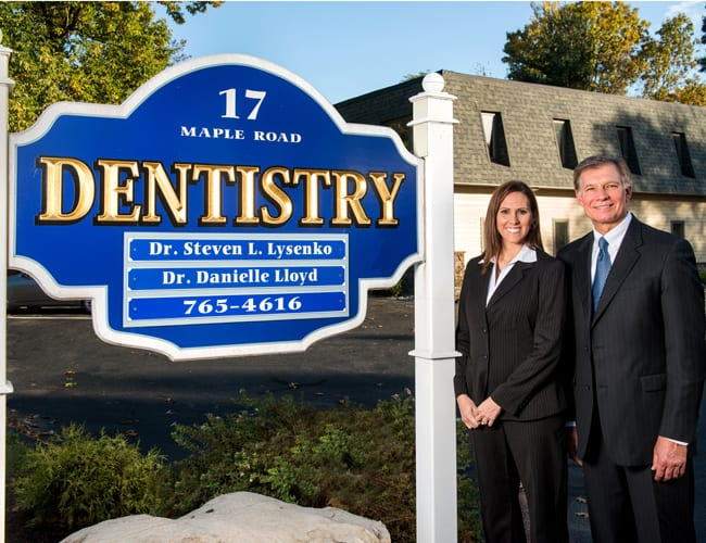 Dentists restore confident smiles