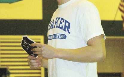 Swimming: Shaker makes waves at Sectionals