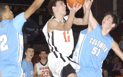 Boys basketball: Bethlehem surges past Columbia