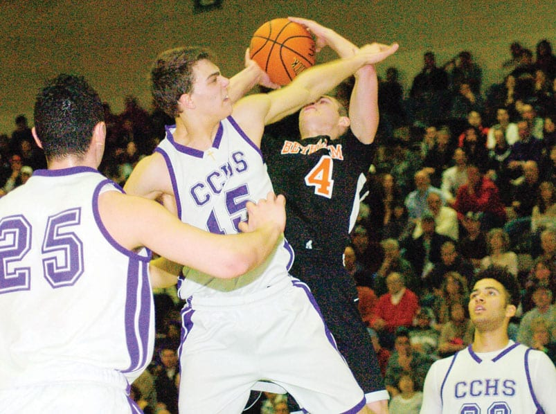 Bethlehem Eagles' rally falls short
