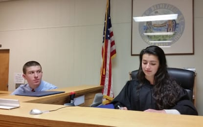 Youth court sees cases decrease