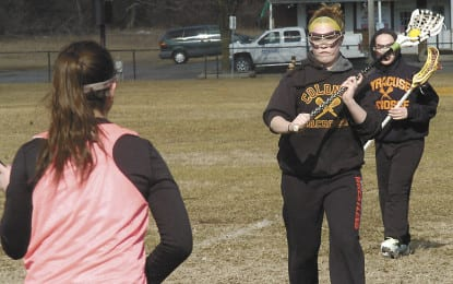 Riitano brings new attitude to Colonie lacrosse