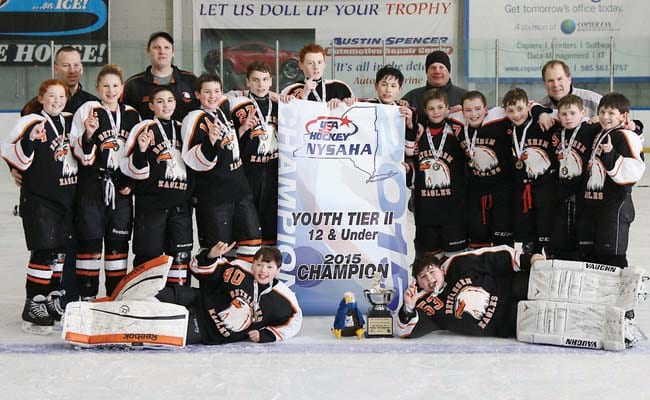 A first for Bethlehem Youth Hockey