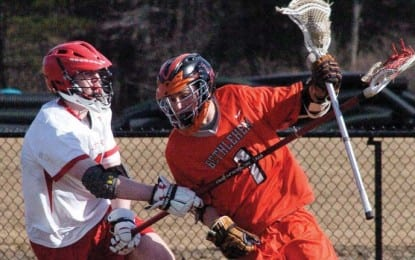 Boys lacrosse: Bethlehem rallies past Guilderland