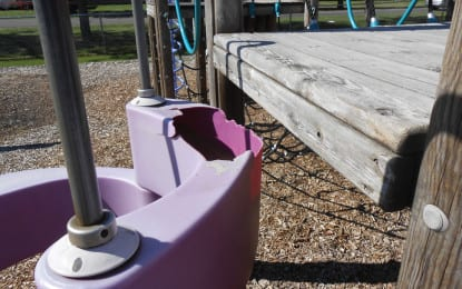 Project Playground nears its financial goal