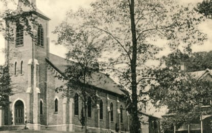 Historic church could be restored