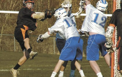 Boys lacrosse: Shaker continues its winning ways