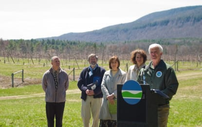 Mohawk Hudson Land Conservancy receives $68.5K [video]