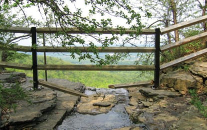 Thacher Park awarded $3.8M for visitor center