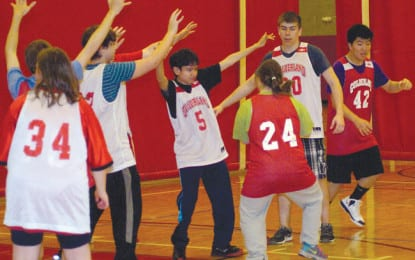 Unified Sports comes to Section II