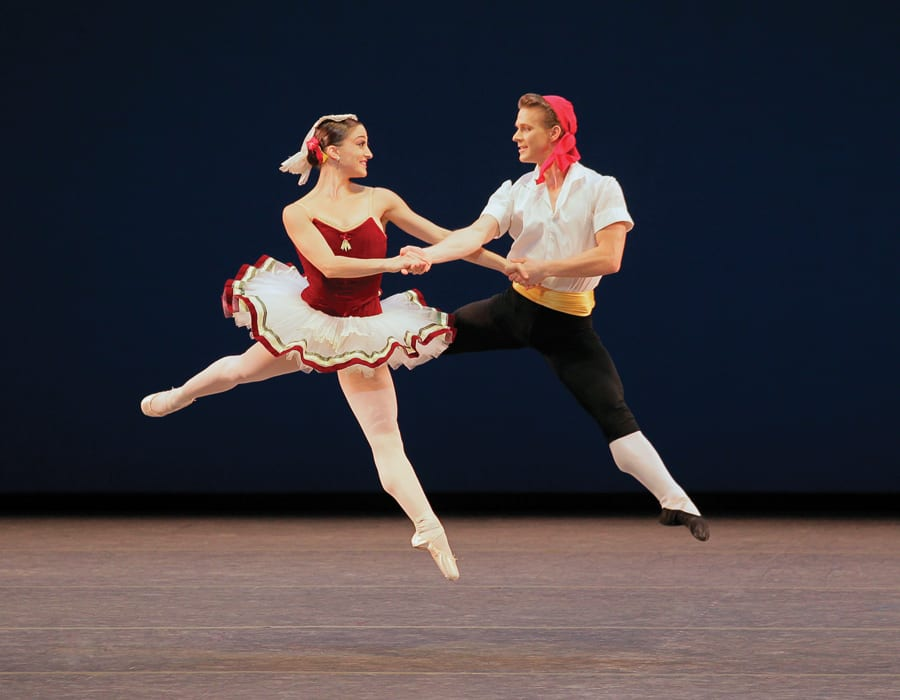 An extended visit for NYC ballet