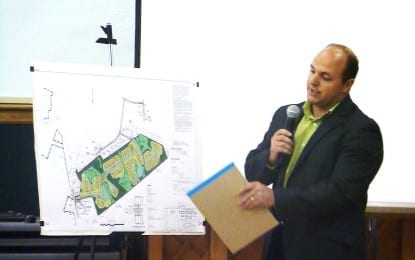Town gets another look at housing development