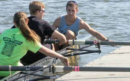 Developing the next wave of rowers