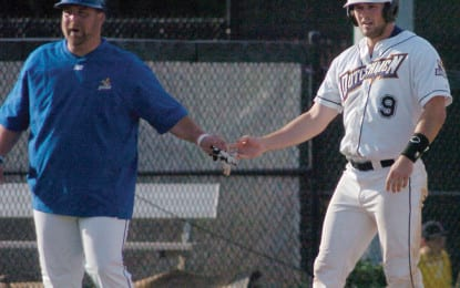 Long layoff doesn't deter Albany Dutchmen