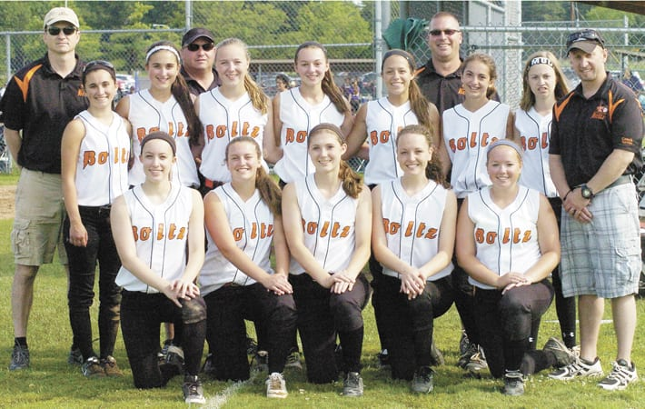 Bethlehem Tomboys place fifth at state tournament