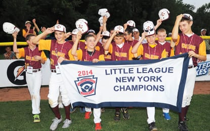 Colonie Little League team takes memorable trip