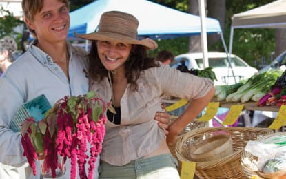 Delmar ranked among top farmers markets