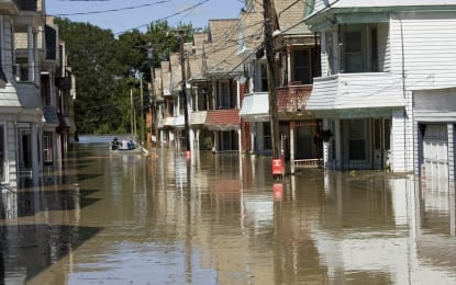 County deals with Irene aftermath