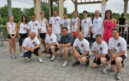 5k to honor first responders