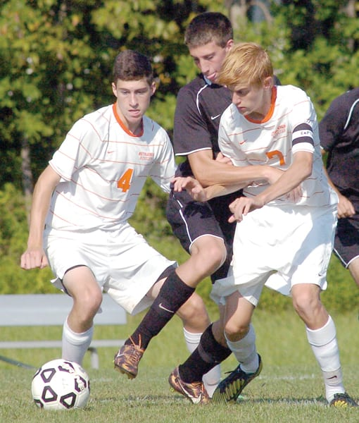 Bethlehem Eagles strike early and often against Mohonasen