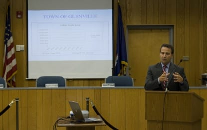 First look at Glenville's budget woes