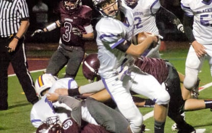 Football: Voorheesville spoils Watervliet's home opener