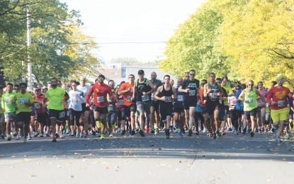 Crossings Challenge 5K has lots to offer