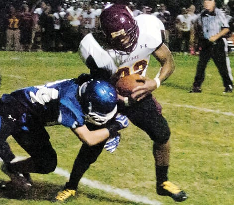 Red zone woes plague Colonie