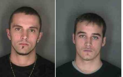 Ravena men charged with burglary