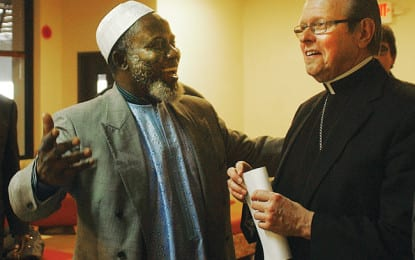 Islamic Center opens door to bishop