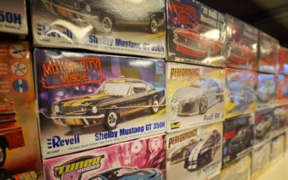 Locally owned stores stock a different kind of toy