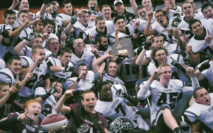 Football: Fourth time is the charm for BH-BL