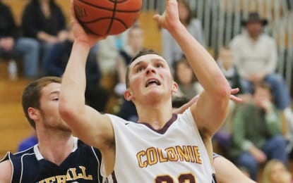 Nolan Smith leads Colonie