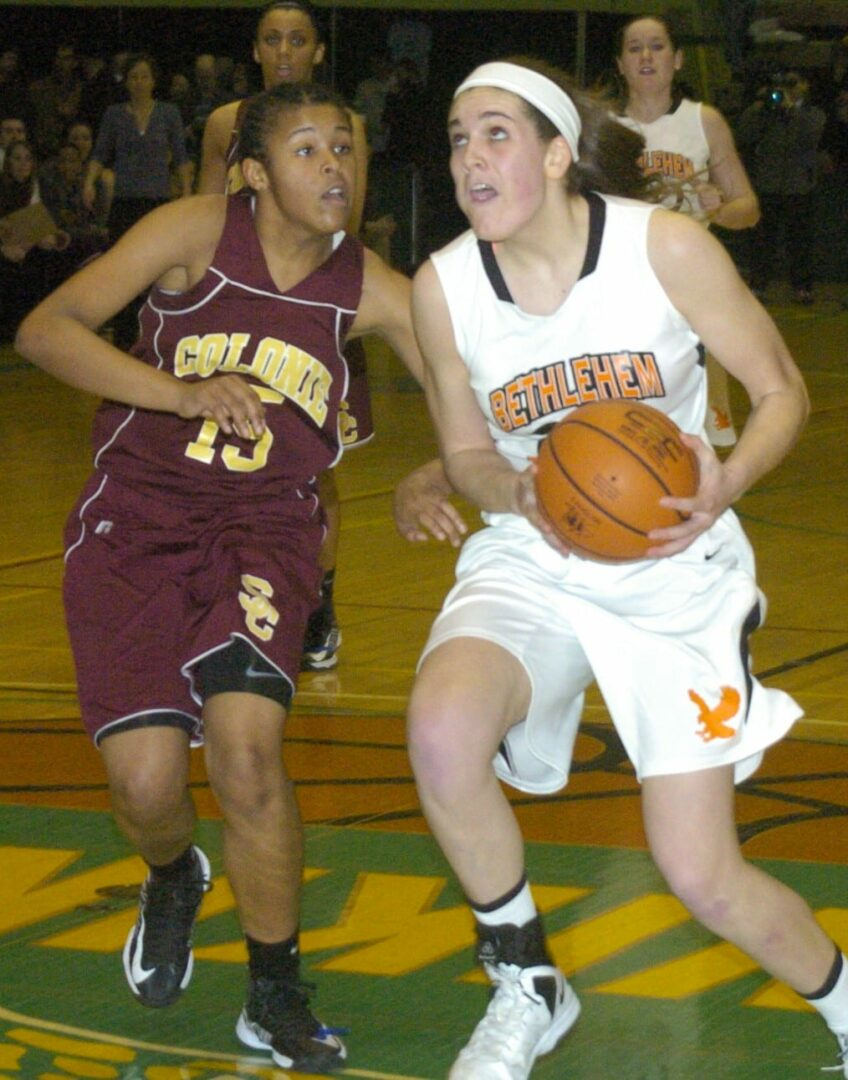 Girls basketball: Bethlehem fends off Colonie in semifinals