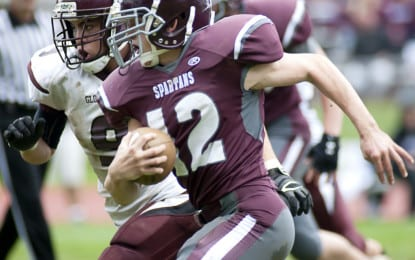 Photo Gallery: Burnt Hills rolls past Gloversville