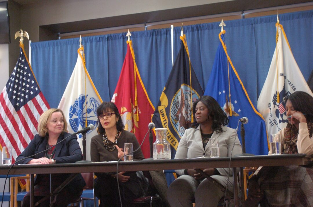 Healthy talks: Black History Month Health Panel discusses Medicaid reforms