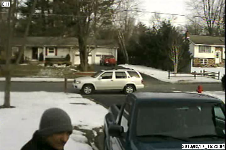 Police search for suspect in Clifton Park assault