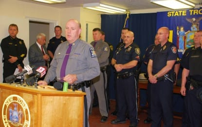 State Police announce 'Operation Hang Up'
